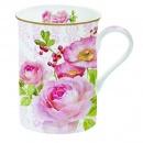 Kubek porcelanowy 250 ml Nuova R2S Floral Damask