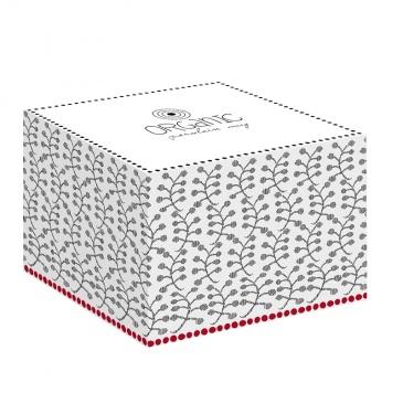 Kubek porcelanowy 375 ml Nuova R2S Organic gałązki