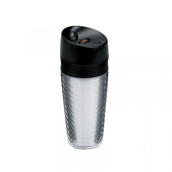 Kubek termiczny 0,34 l OXO Good Grips LiquiSeal szary 1066540V2MLNYK