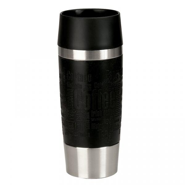 Kubek termiczny 0,36 L EMSA Travel Mug czarny EM-513361