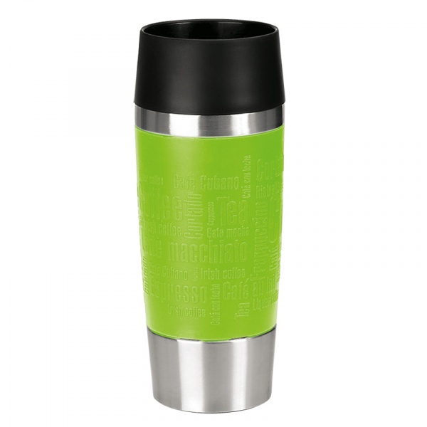 Kubek termiczny 0,36 l EMSA Travel Mug limonkowy EM-513548