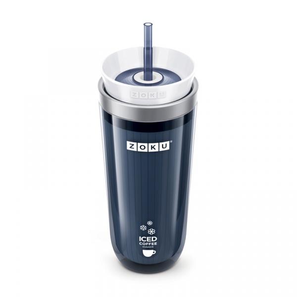Kubek termiczny 260 ml ICED COFFEE MAKER Zoku grafitowy ZK121-GY