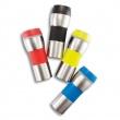 Kubek termiczny 400 ml XDDesign Push czarny  XD-P432.391
