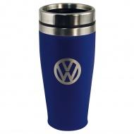 Kubek termiczny 400ml BRISA VW niebieski