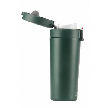 Kubek termiczny 400ml FUORI zielony 27695