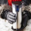 Kubek termiczny 470 ml Contigo Westloop srebrny