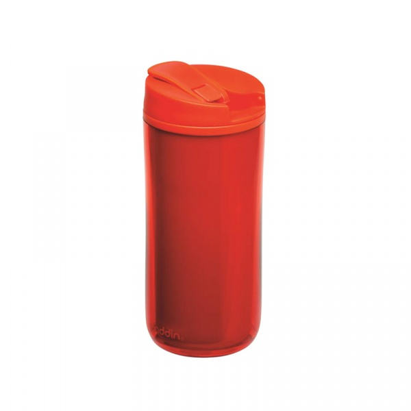 Kubek termiczny izolowany 0,35 l ALaddin Hot Beverage Tomato plastik szczelny AL-10-01921-004