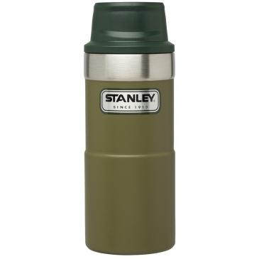 Kubek termiczny stalowy 0,35L Stanley Classic oliwkowy