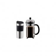 Kubek termiczny Travel Mug Bodum 0,35l stalowy