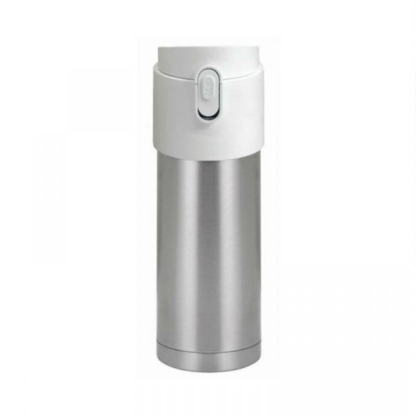 Kubek termiczny z zaparzaczem 0,35 l PO: Pao stalowy 02688