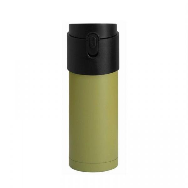 Kubek termiczny z zaparzaczem 0,35L PO: Pao zielony 02685