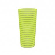 Kubek wysoki 600 ml Zak! Designs Swirl zielony