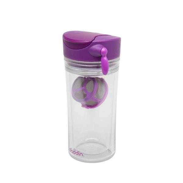 Kubek z zaparzaczem 350 ml Aladdin Hot Beverage Berry AL-10-00753-046