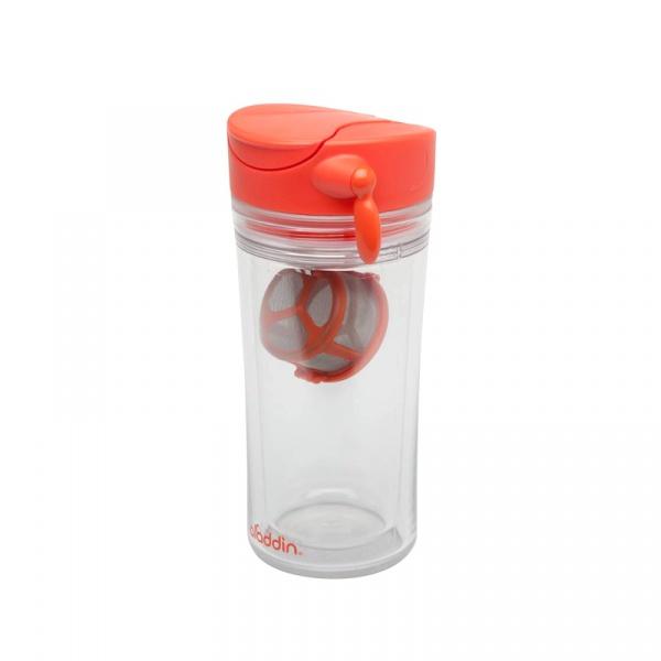 Kubek z zaparzaczem 350 ml Aladdin Hot Beverage Tomato AL-10-00753-044