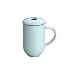 Kubek z zaparzaczem 450 ml Loveramics Pro Tea bladoniebieski