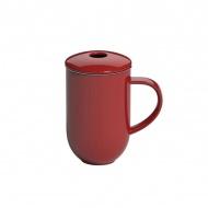 Kubek z zaparzaczem 450 ml Loveramics Pro Tea czerwony