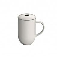 Kubek z zaparzaczem 450 ml Loveramics Pro Tea kremowy
