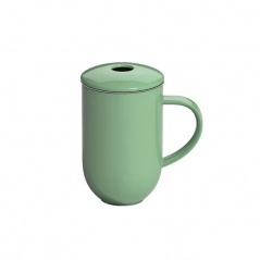 Kubek z zaparzaczem 450 ml Loveramics Pro Tea miętowy