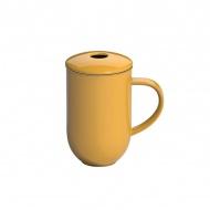 Kubek z zaparzaczem 450 ml Loveramics Pro Tea żółty