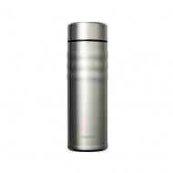 KYO - Kubek termiczny 500 ml Twist Top, stalowy