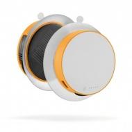 Ładowarka solarna 2,6x10 cm XD design Port pomarańczowa
