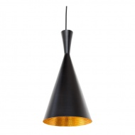 Lampa Bet Shade Wide King Home czarna