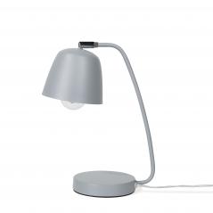 Lampa biurowa szara 29 cm Cascio BLmeble