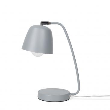 Lampa biurowa szara 29 cm UROLA