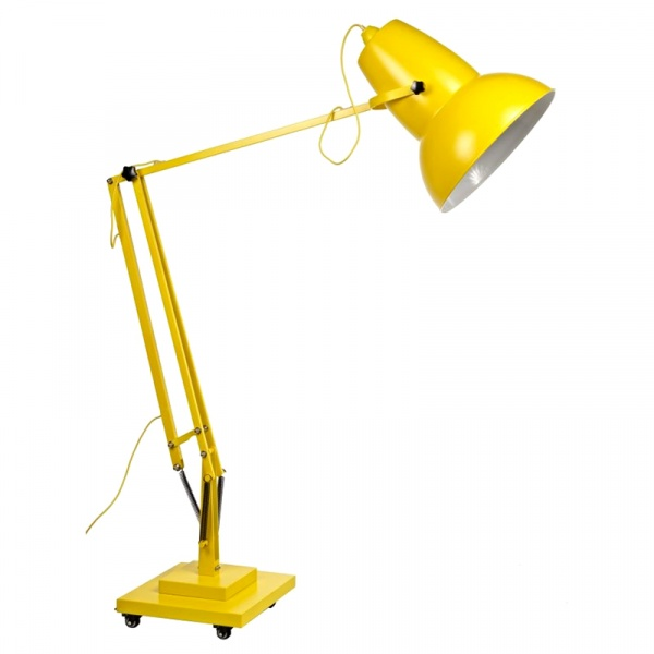 Lampa D2 Gigant żółta DK-48728