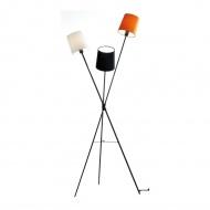 Lampa podłogowa 143x59cm Frandsen Dexter kolorowa