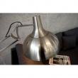 Lampa podłogowa Big Peggy srebrna DK-62082