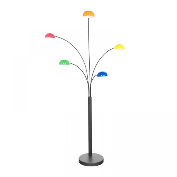 Lampa podłogowa Bush Kokoon Design kolorowy FL00180BLDI