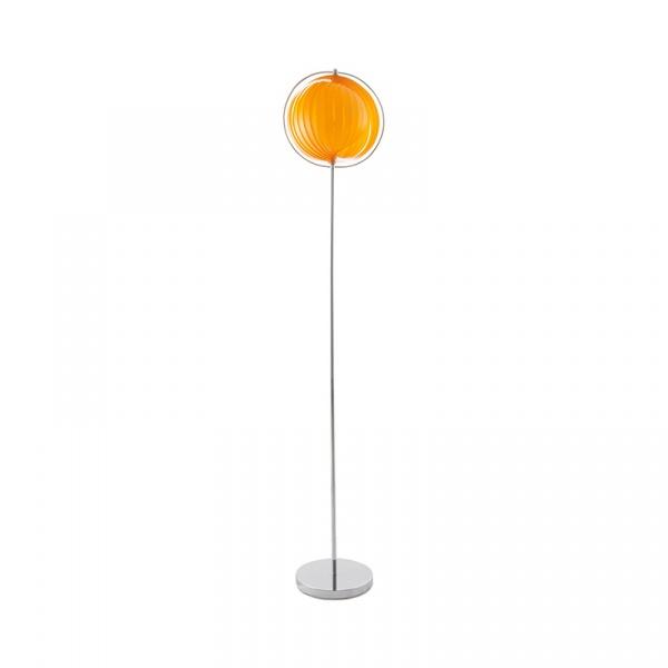 Lampa podłogowa Nina Big Kokook Design pomarańczowy FL00120OR