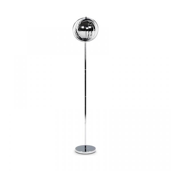 Lampa podłogowa Nina Big Kokoon Design chrom FL00170CH