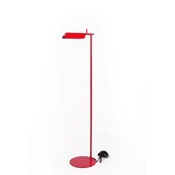 Lampa podłogowa Wing czerwona DK-24788