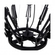 Lampa Ragno 16 King Bath Spider czarna SY-JD-182-16