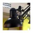 Lampa Ragno 16 King Bath Spider czarna JD-182-16