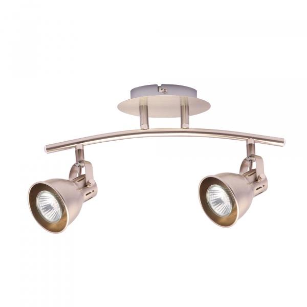 Lampa ścienna LightPrestige Bolzano 2 elementy nikiel LP-8067/2W nikiel