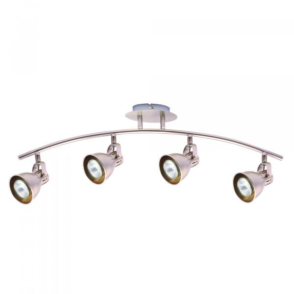 Lampa ścienna LightPrestige Bolzano 4 elementy nikiel LP-8067/4W nikiel