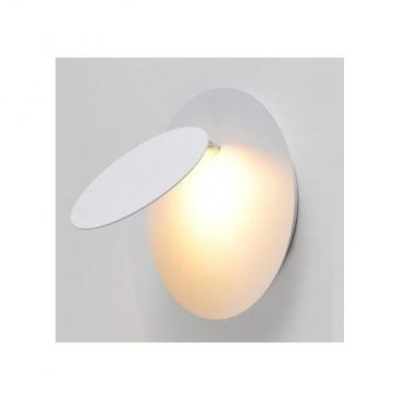Lampa ścienna PILLS L biała 30cm