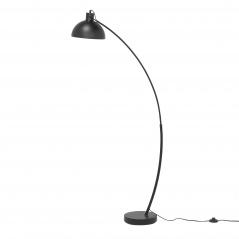 Lampa stojąca czarna 155 cm Gelsomino