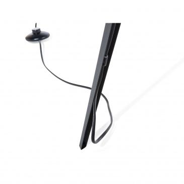 Lampa stojąca miedziana - podłogowa - oświetlenie - STILETTO