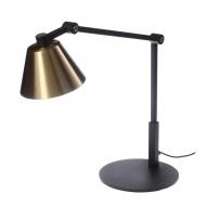 Lampa stołowa Master 17x17x51 cm