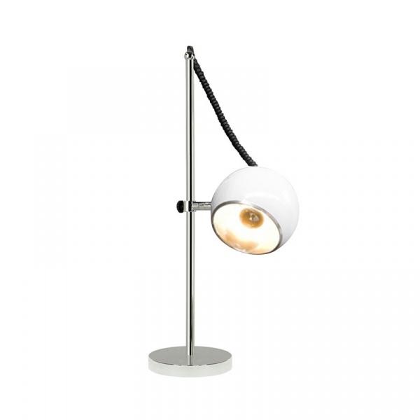 Lampa stołowa Moon Kokoon Design biały TL00040WH