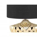 Lampa stolowa złota 38 cm VAAL