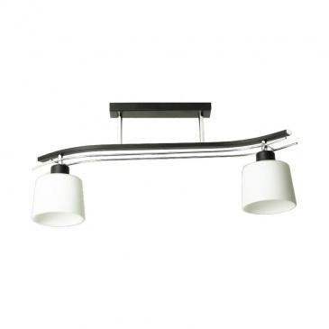 Lampa sufitowa Olimp 2 czarna