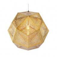 Lampa wisząca 32cm Step into design Futuri Star złota