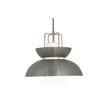Lampa wisząca 32x36 cm ALTAVOLA DESIGN Scandinavian szara