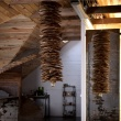 Lampa wisząca 90 cm Gie El LGH0246