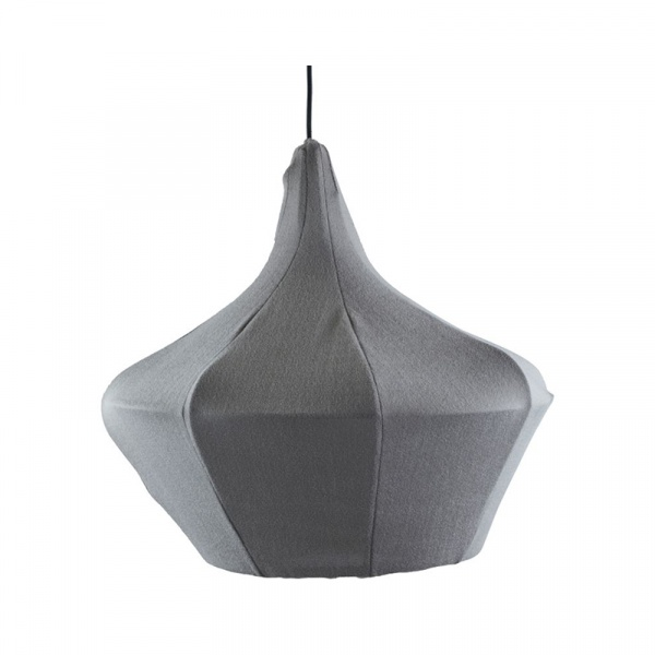 Lampa wisząca Alladyn Gie El Botanica szary LGH0482